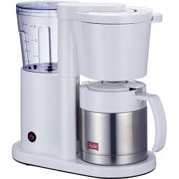 メリタジャパン メリタ コーヒーメーカー ALLFI(オルフィ) SKT52-3-W ホワイト 家電 コーヒーメーカー