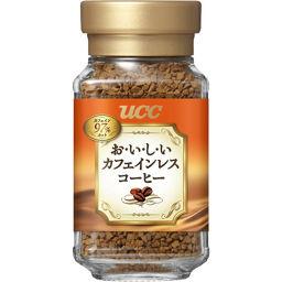 ユーシーシー上島珈琲 UCC おいしいカフェインレスコーヒー 45g 水・飲料 デカフェ(カフェインレスコーヒー)