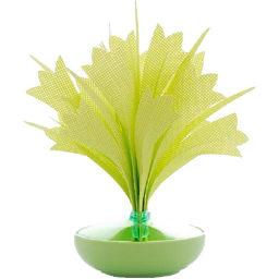 ミクニ 【数量限定】エコロジー加湿器 ミスティブーケ POPカラー グリーン U703-02 家電 加湿器