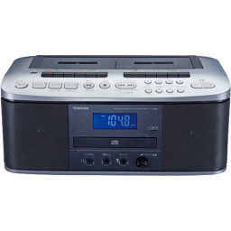 Toshiba Ei Trading Toshiba Cd Radio Cassette Recorder Ty Cdw S Home Appliances Cassette Player Recorder ー The Best Place To Buy Japanese Quality Products Samurai Mall