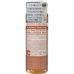 サハラ・インターナショナルグループ ドクターブロナー マジックソープ ユーカリ 236ml (正規輸入品) 化粧品 液体洗顔料