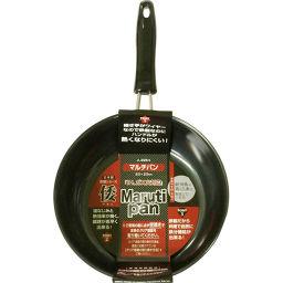 タフコ 倭(やまと) 鉄製マルチパン IH、ガス火対応 22cm ホーム&キッチン IH調理器対応フライパン