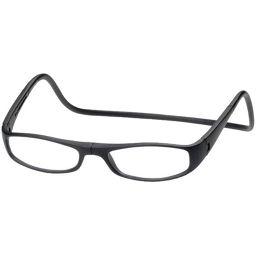オーケー光学 老眼鏡クリックユーロ(clic euro) マットブラック +3.0 衛生医療 老眼鏡