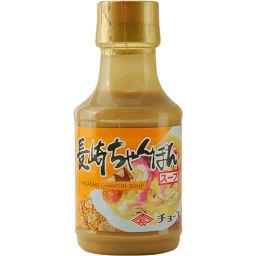 チョーコー醤油 チョーコー 長崎ちゃんぽんスープ 200ml フード ラーメンスープ