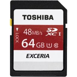 東芝コンシューママーケティング 東芝 SDXCメモリカード SD-FU064G 家電 SDカード・microSDカード