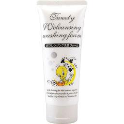 熊野油脂 トゥイーティー Wクレンジング洗顔フォーム 130g 化粧品 洗顔フォーム