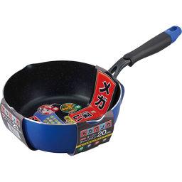 和平フレイズ 和平フレイズ メガフッカ IH対応スーパーディープパン 20cm MR-7505 ホーム&キッチン IH調理器対応フライパン