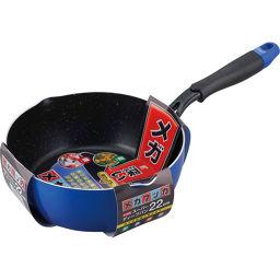 和平フレイズ 和平フレイズ メガフッカ IH対応スーパーディープパン 22cm MR-7506 ホーム&キッチン IH調理器対応フライパン