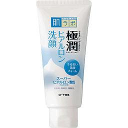 ロート製薬 肌研 極潤 ヒアルロン洗顔フォーム 100g 化粧品 洗顔フォーム