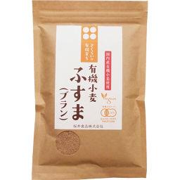 桜井食品 桜井食品 さくらいの有機育ち 有機小麦ふすま(ブラン) 100g 健康食品 小麦ふすま