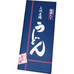 株式会社サンテクノ サンテクノ 蒟蒻入り 上州麦縄うどん(乾麺) 箱入り 400g フード うどん(乾麺)