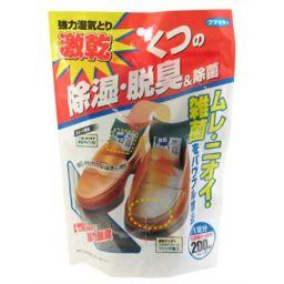 フマキラー 激乾 くつ用 1個入 日用品 除湿剤 靴用