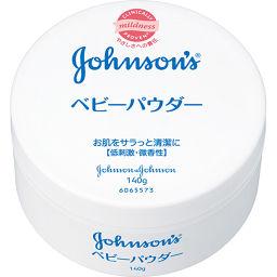 ジョンソン・エンド・ジョンソン ジョンソン ベビーパウダー 丸缶 140g ベビー&キッズ ベビーパウダー