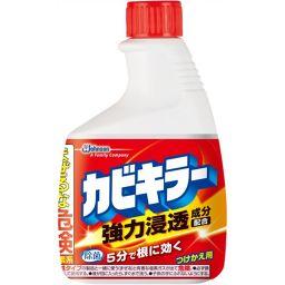 ジョンソン カビキラー 詰替 400g 日用品 洗剤 おふろ用