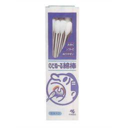 小林製薬 のどぬーる綿棒 15本 衛生医療 のど用綿棒
