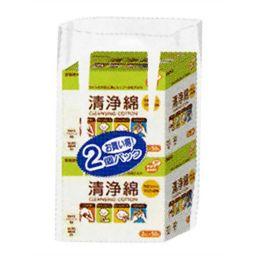 ピップ ピップ 清浄綿 2枚×50包 2個パック(200枚入) 衛生医療 清浄綿
