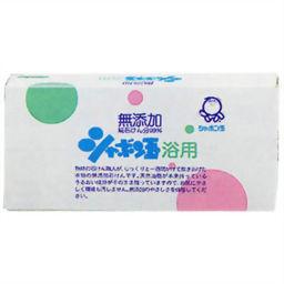 シャボン玉石けん シャボン玉 浴用 石けん 100g×3個入(無添加石鹸) 日用品 石鹸全部