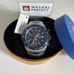 セイコー(SEIKO) ジウジアーロ デザイン マッキナ・スポルティーバ 腕時計  メンズ