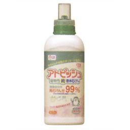 ジェクス チュチュベビー アトピッシュ 植物性純液体石けん 600ml ベビー&キッズ ベビー用洗剤(衣類用)