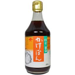 チョーコー醤油 チョーコー ゆず醤油 かけぽん 400ml フード ポン酢(ぽん酢)