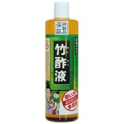 日本漢方研究所 竹酢液 320ml 日用品 竹酢液