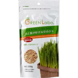 エイムクリエイツ 犬と猫が好きな草のタネ 200g ペット用品 猫の草(猫草)