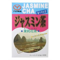 ユーワ ユーワ ジャスミン茶 30包 水・飲料 ジャスミン茶(ジャスミンティー)