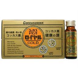 (株)アドバンス コッカス ドリンクローヤル 50ml×10本 健康食品 コッカス菌