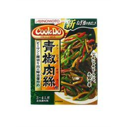 味の素 Cook Do 青椒肉絲 3-4人前 フード 青椒肉絲の素(チンジャオロースの素)