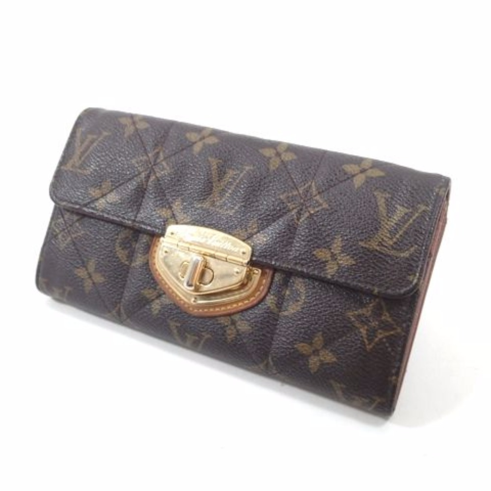 low priced fdbcd e78ca LOUIS VUITTON 【LOUIS VUITTON】 M66556 Etoile purse (with Coin Pocket)  Monogram Canvas Women's ー The best place to buy Brand Bags Watches Jewelry,  ...