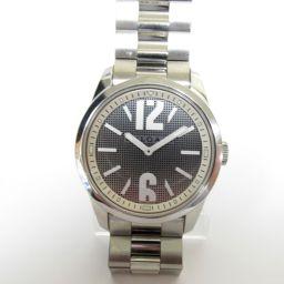 BVLGARI【ブルガリ】 ST37S 7702 腕時計 ステンレススチール メンズ