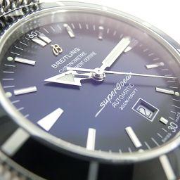 BREITLING【ブライトリング】 A17320 腕時計 ステンレススチール メンズ