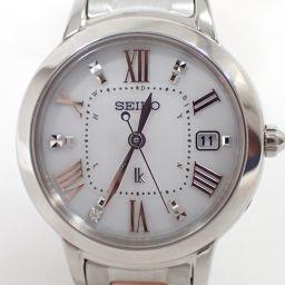 SEIKO【セイコー】 1B22-0CK0 腕時計 ステンレス レディース
