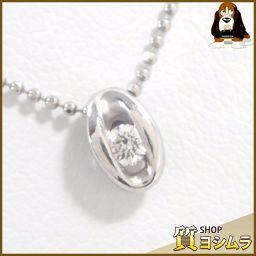 SELECT JEWELRY【セレクトジュエリー】 デザイン ネックレス /Pt900/ダイヤモンド レディース