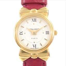 NINA RICCI【ニナリッチ】 腕時計  レディース