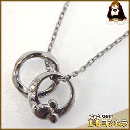 Disney【ディズニー】 ネックレス シルバー925 メンズ