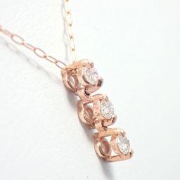 SELECT JEWELRY【セレクトジュエリー】 ネックレス K10ゴールド/ダイヤモンド レディース