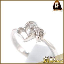 SELECT JEWELRY【セレクトジュエリー】 リング・指輪 K10ホワイトゴールド レディース
