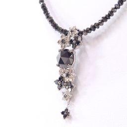 SELECT JEWELRY【セレクトジュエリー】 ネックレス /ブラックダイヤモンド/ダイヤモンド レディース