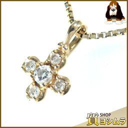 agete【アガット】 ネックレス /ダイヤモンド レディース