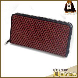 indiёn印傳【印伝】 日本製 長財布(小銭入れあり)  ユニセックス
