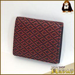 indiёn印傳【印伝】 日本製 コインケース  レディース