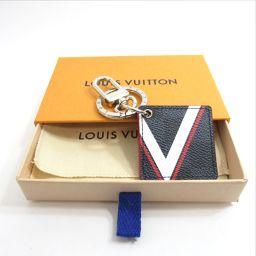 LOUIS VUITTON【ルイ・ヴィトン】 M6193 キーホルダー /ダミエコバルト ユニセックス