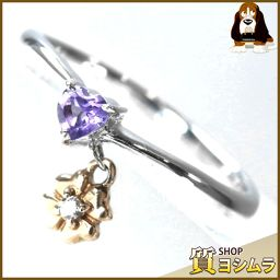 SELECT JEWELRY【セレクトジュエリー】 リング・指輪 /アメジスト/ダイヤ レディース