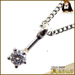 STAR JEWELRY【スタージュエリー】 ネックレス Pt950/ダイヤモンド レディース