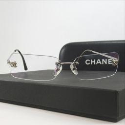 CHANEL【シャネル】 眼鏡  レディース