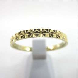 SELECT JEWELRY【セレクトジュエリー】 リング・指輪 K18イエローゴールド メンズ
