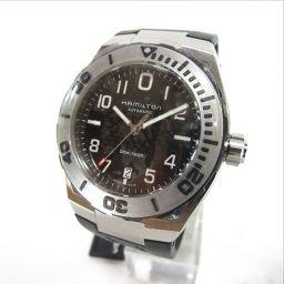 HAMILTON【ハミルトン】 H786150 腕時計 ステンレス/ラバー メンズ