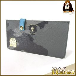 ADMJアクセソワ【エーディーエムジェイ】 15SA06104 長財布(小銭入れあり) レザー/PVC ユニセックス
