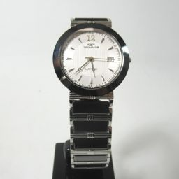 TECHNOS【テクノス】 腕時計 ステンレス メンズ
